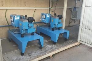 instalacion compresores BOGE