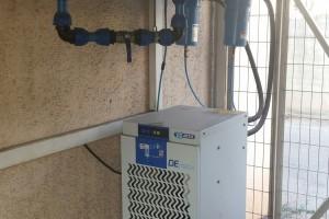 instalacion tratamiento airecomprimido