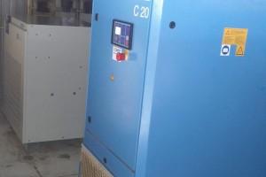 Compresor BOGE C20 Plàstics Emosa