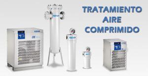 Tratamientos de aire Comprimido