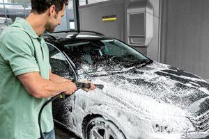 Lavado de vehículos