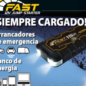 Arrancadores y baterias supletorias DECA