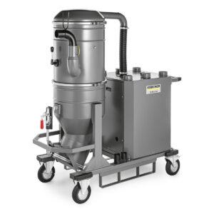 Aspirador Industrial IVR 100/60 Ef