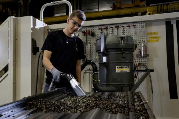 karcher aspirador industrial IVR 100-60 EF