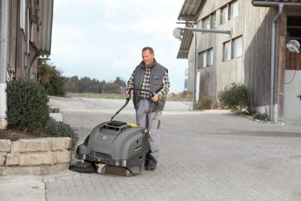 karcher barredora KM 75/40 W G