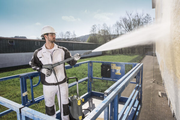 hidrolimpiadora agua fria karcher hd 5-17c