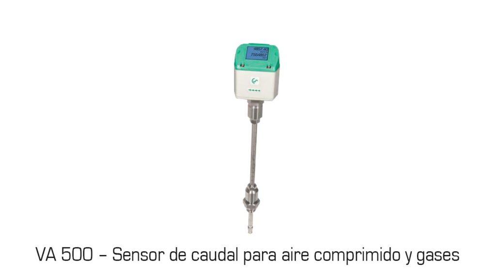 Sensor de caudal